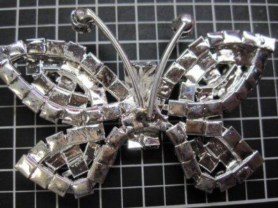 画像2: 合金大型蝶