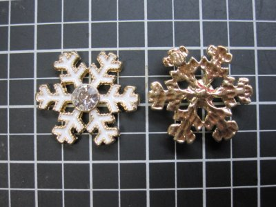 画像1: 雪の結晶