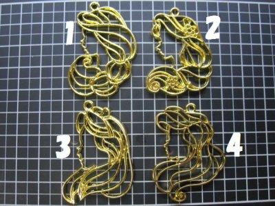 画像1: 合金枠4種