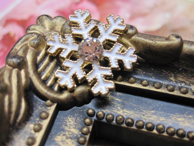 画像1: 雪の結晶 (1)